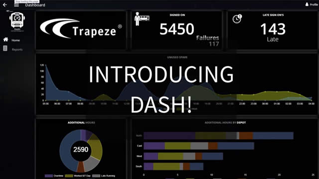 DASH! Video trailer featured image