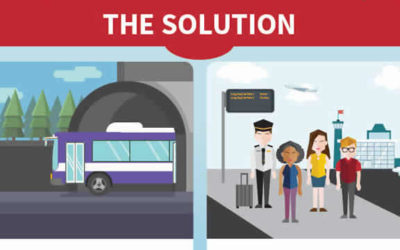 Transforming Airport Shuttle Services