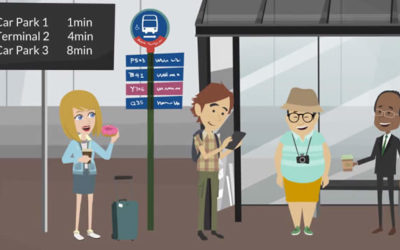 Real-Time Passenger Information for Airports
