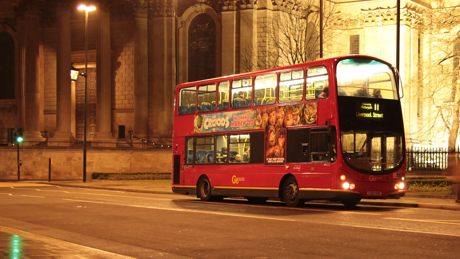Franchised Bus Services solution banner