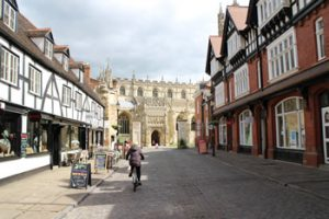 A street in Gloucester
