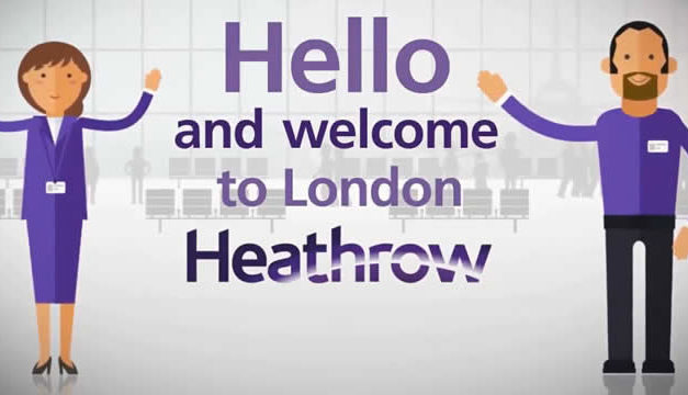 De-stressing Airside Transfers with Heathrow Airport and OmniServ Limited