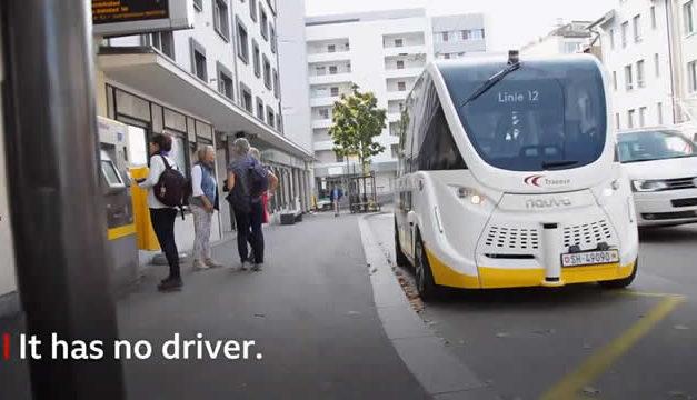 Autonomous Vehicles in MaaS