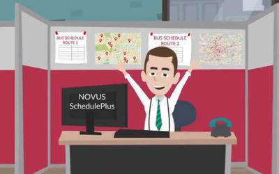How Novus SchedulePlus Integrates with TfL Future Bus