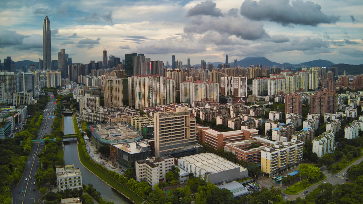 Photo of Shenzhen