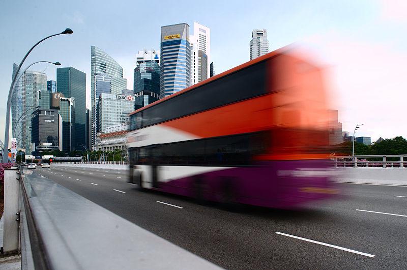 singapore-bus