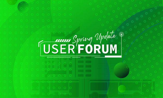 Trapeze UK User Forum: Spring Update – An Event Recap