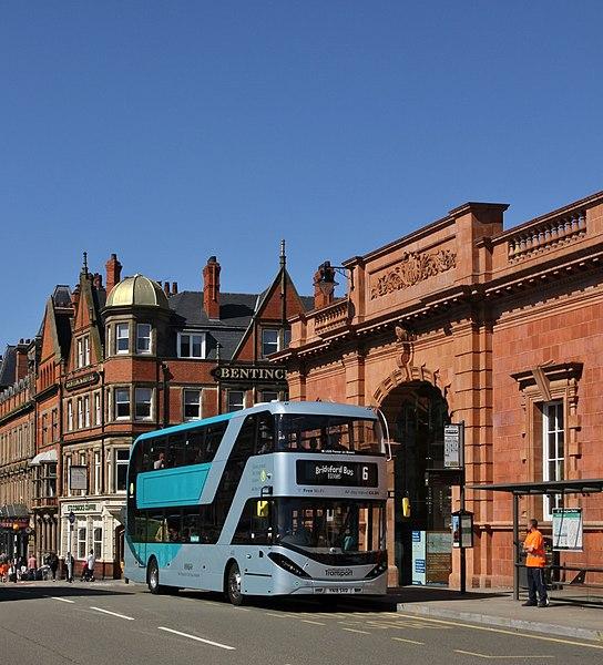 nottingham-bus